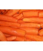 Zanahoria Entera Pelada 5kg